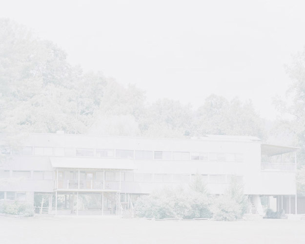 Black Mountain College , 2011. Pigment print, 24 x 30 inches.