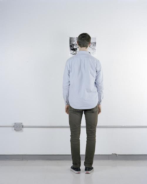 Andrew  , 2010.     Pigment print, 24 x 30 inches.