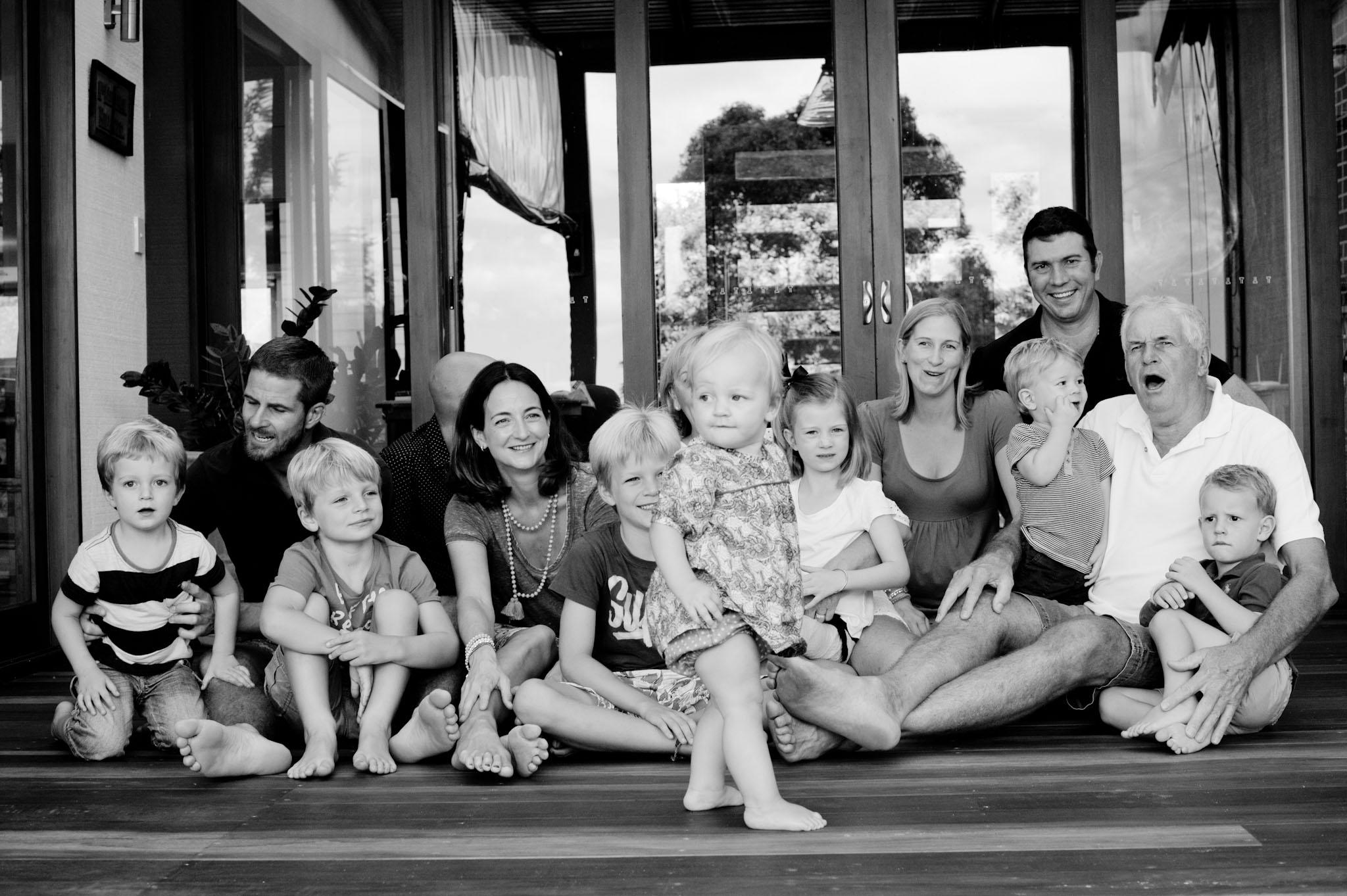 family photography maleny