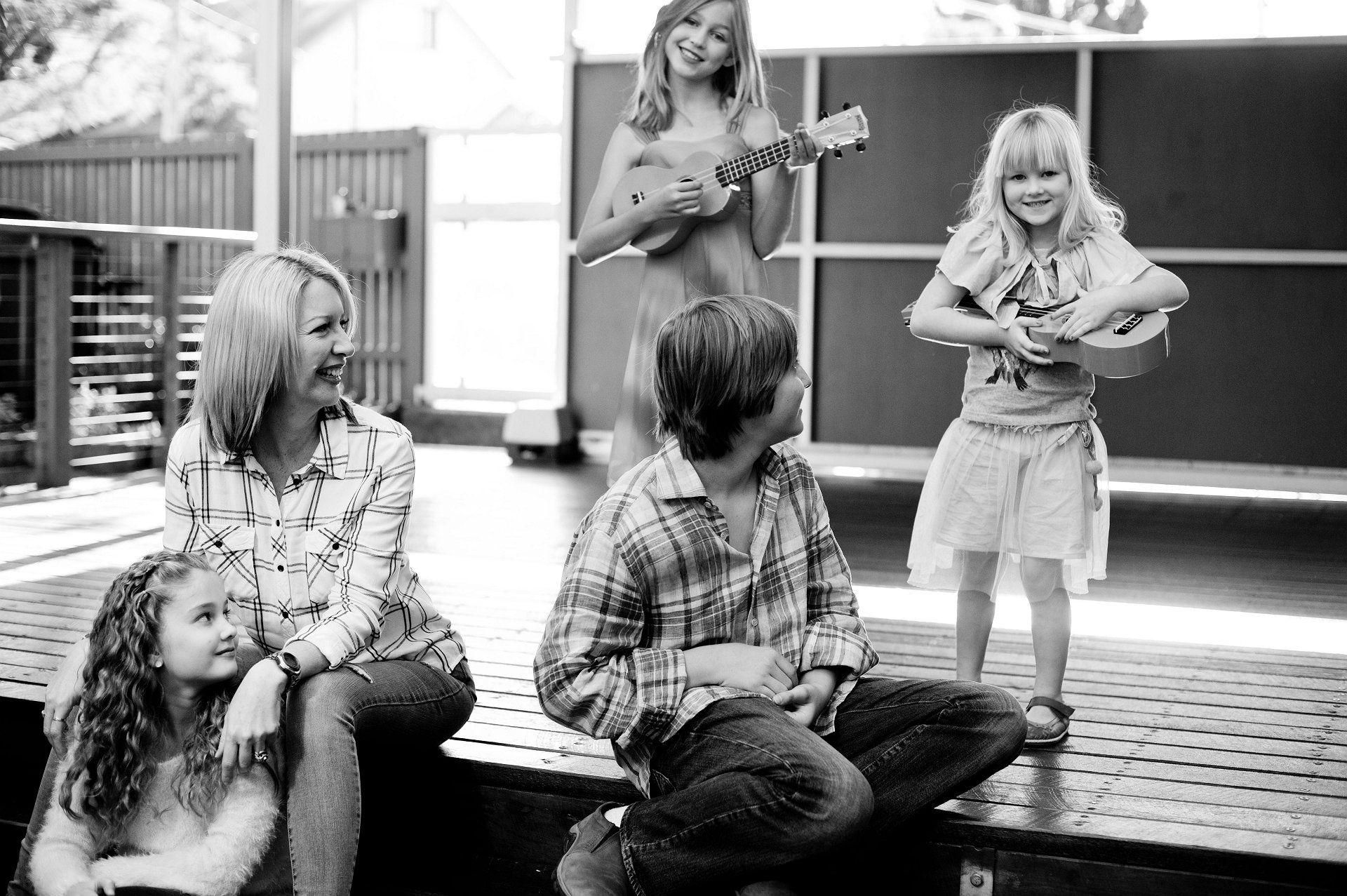 Family Photography Paddington