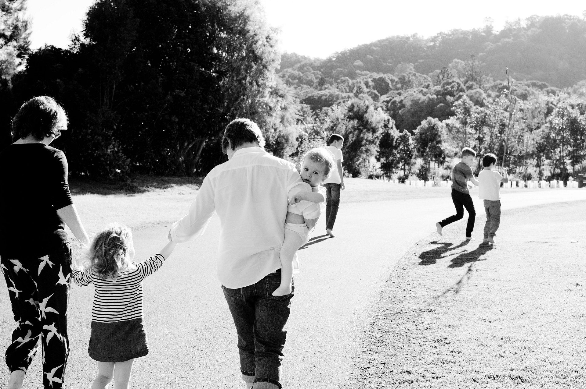 Family Photography Currumbin Valley