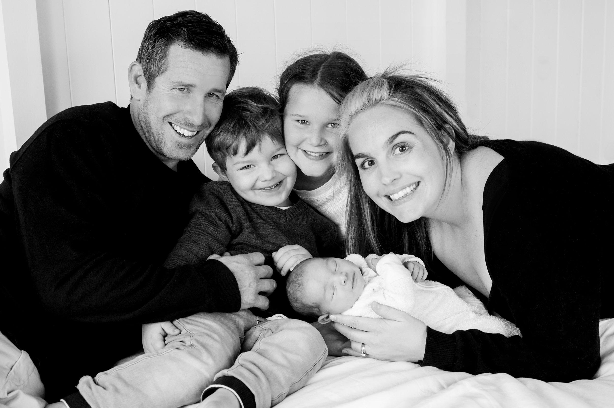 Family photographer tarragindi