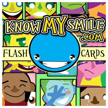 FACIAL EXPRESSION FLASHCARDS & ABCS OF ME