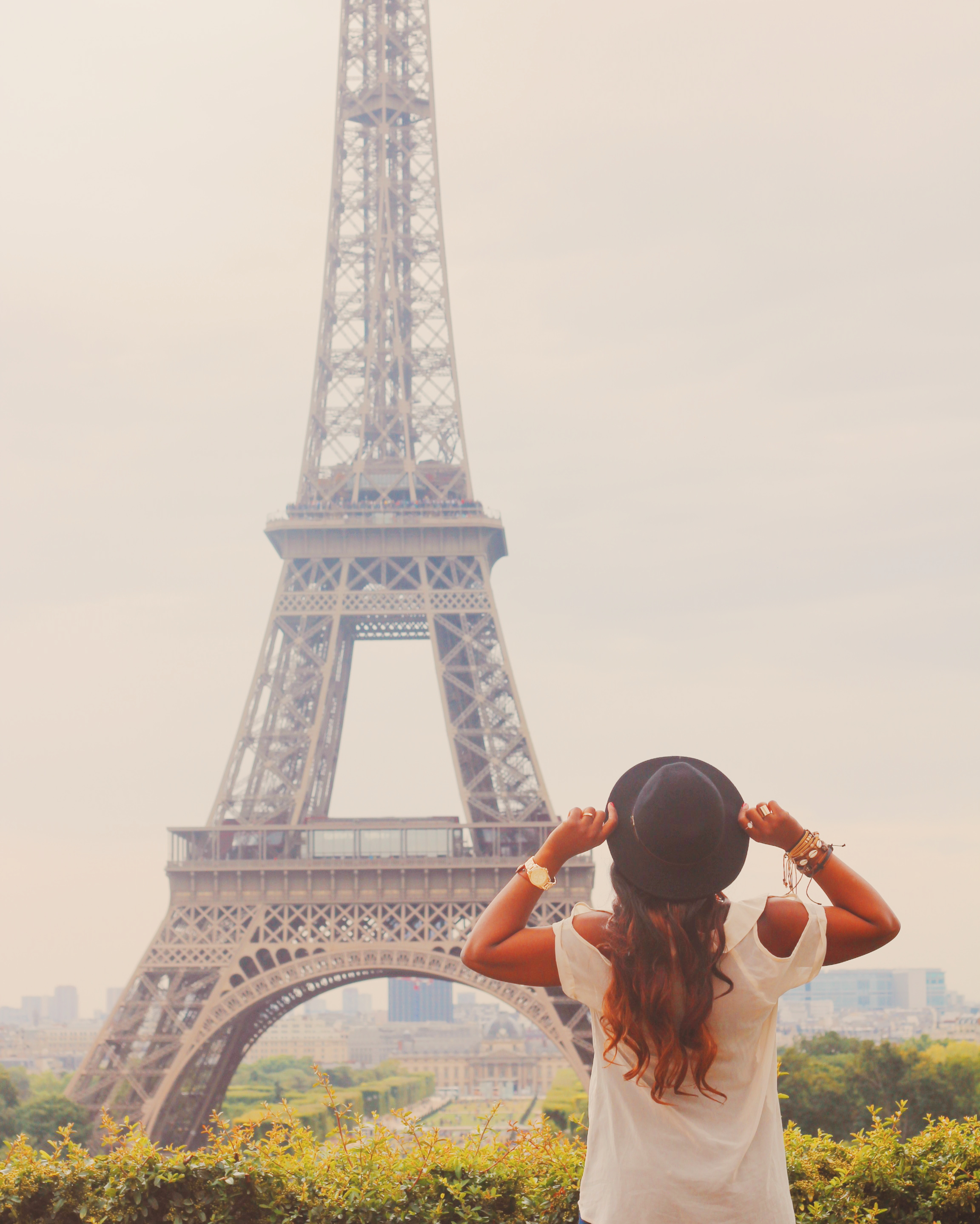 Glo by the Eiffel Tower, Paris