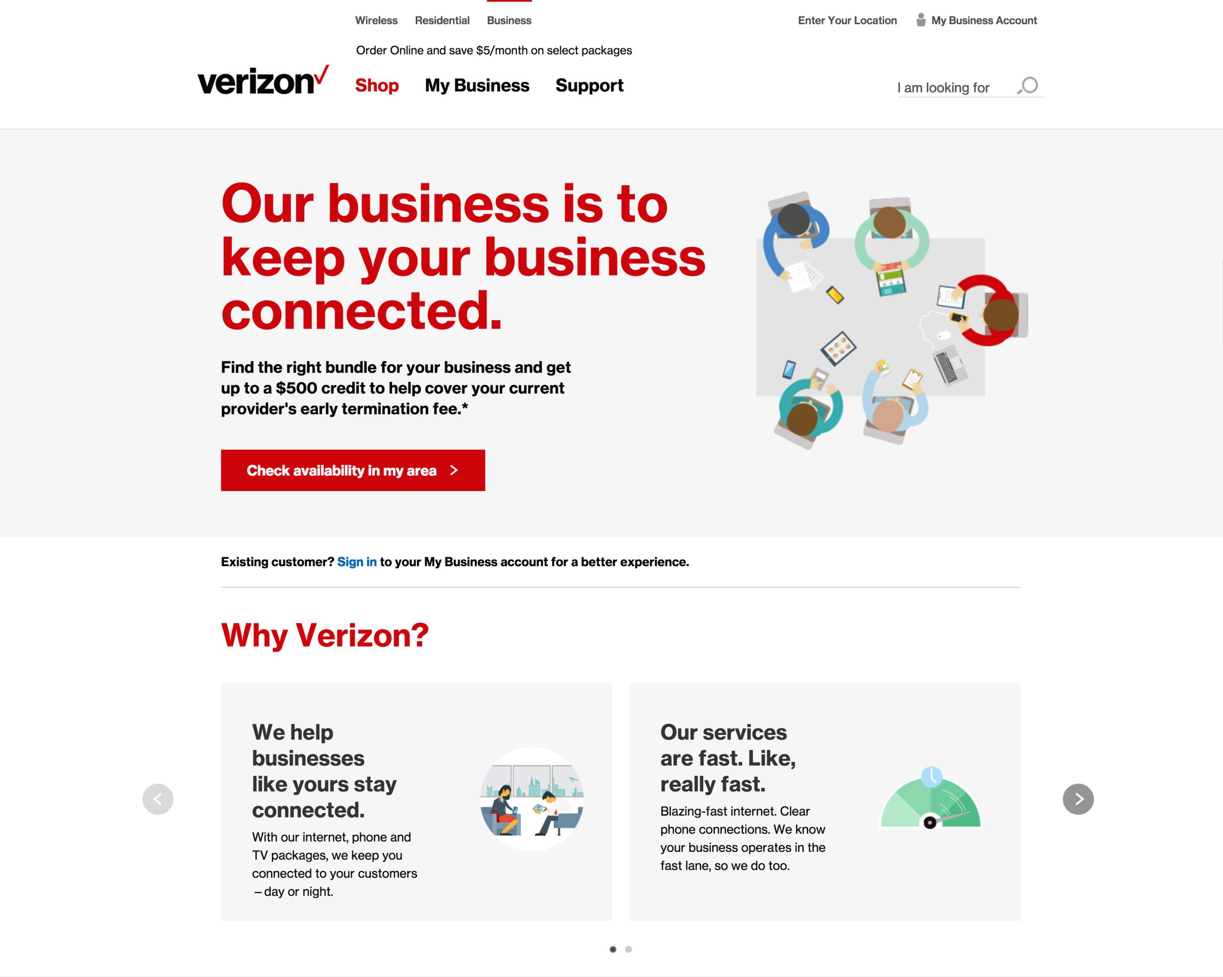 Verizon — Jane Yoon
