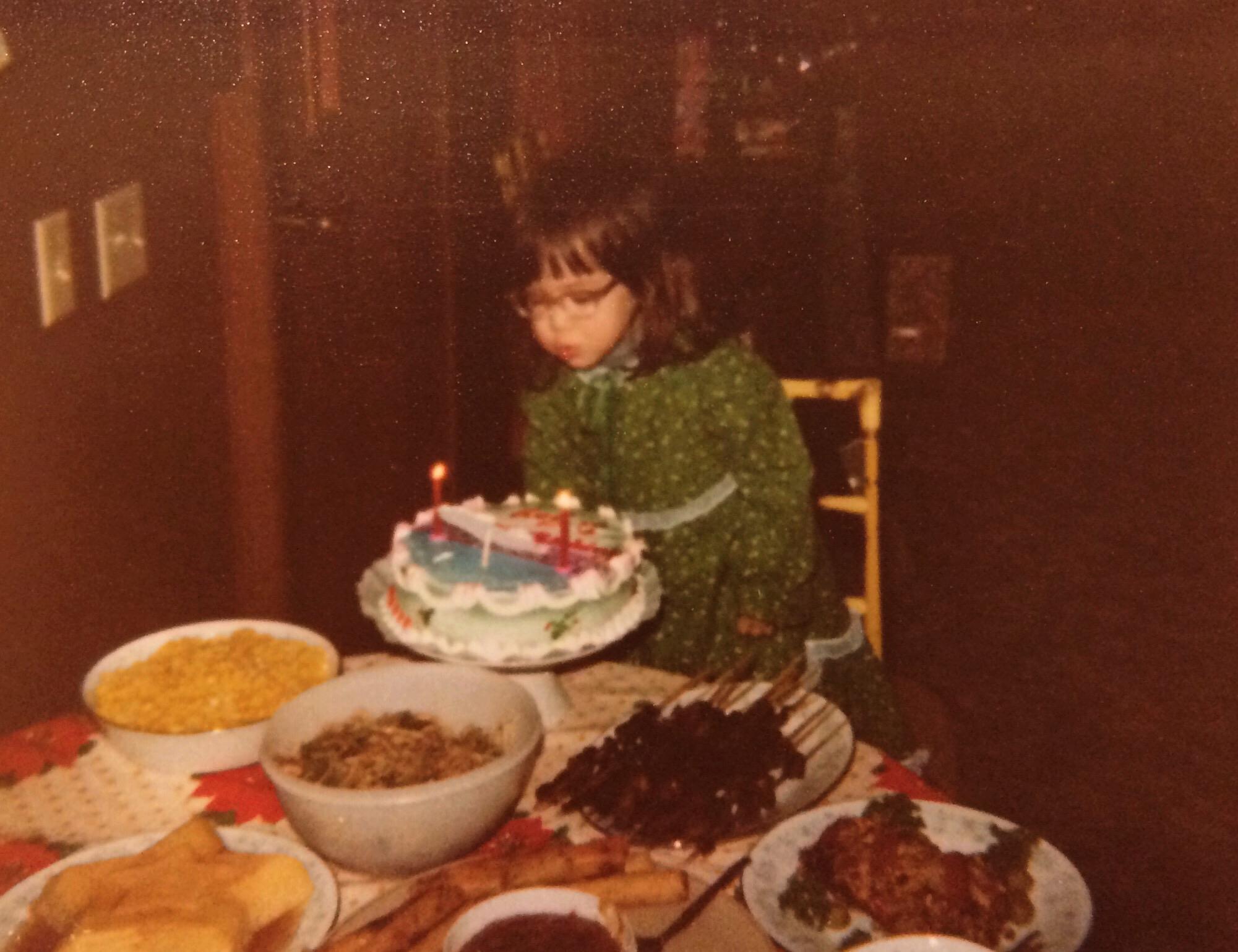 My second birthday 12/25/1978
