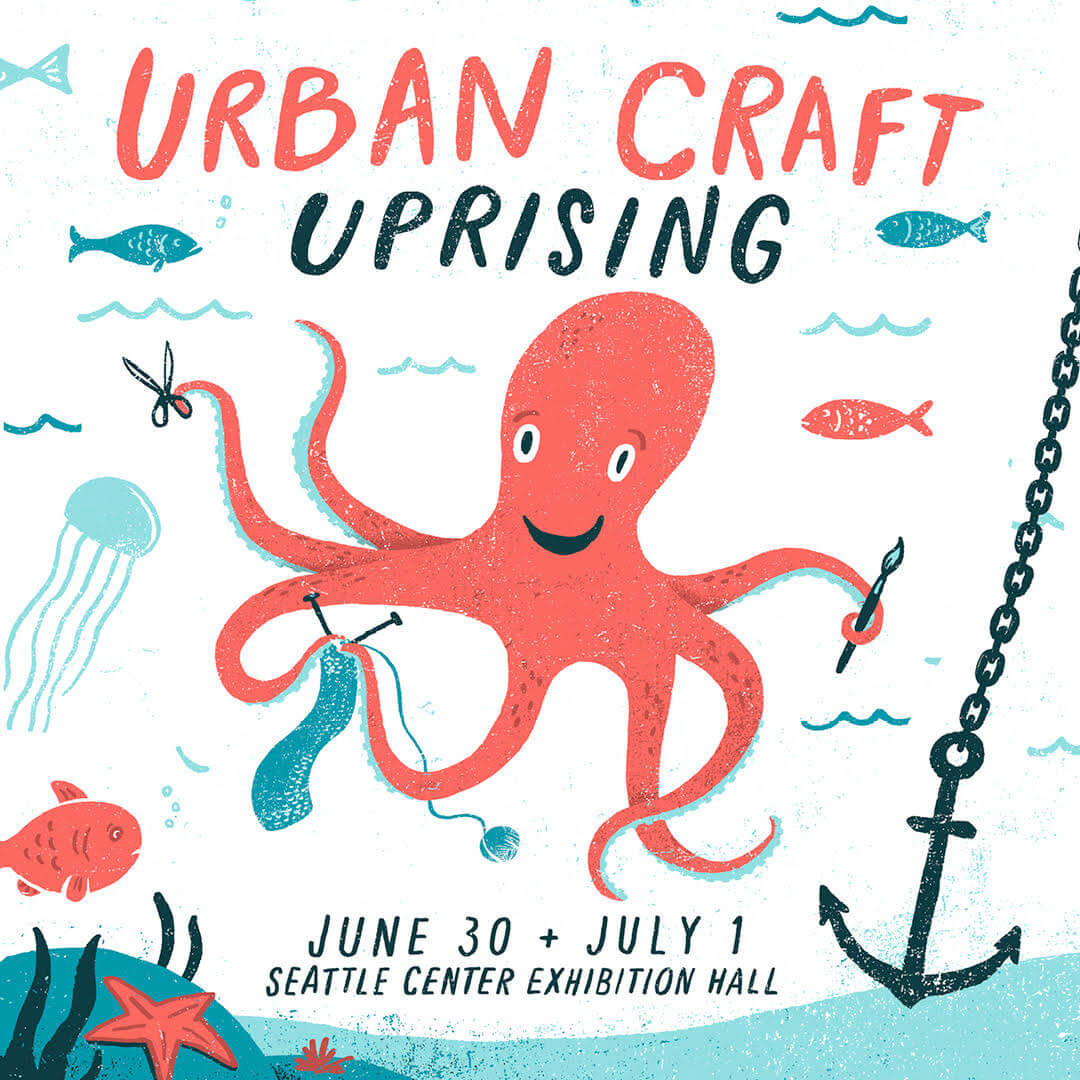 Urban Craft Uprising Summer 2018