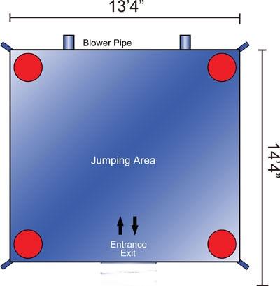 Blue Dog Bouncer Schematic