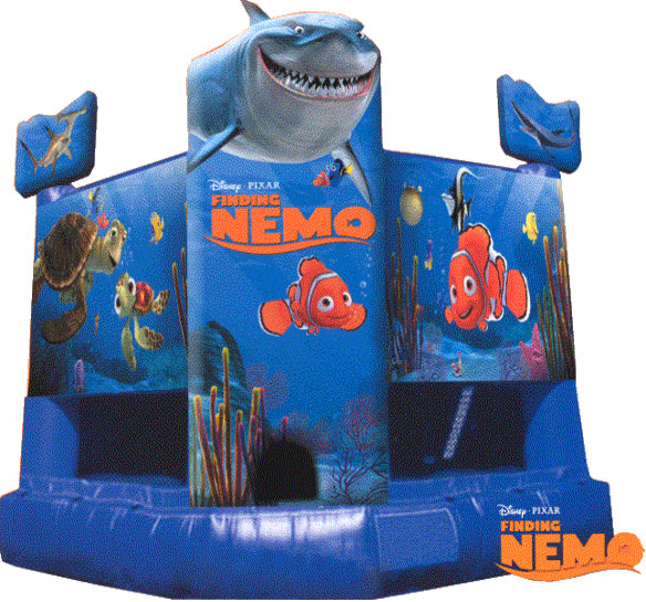 Finding Nemo Bouncer