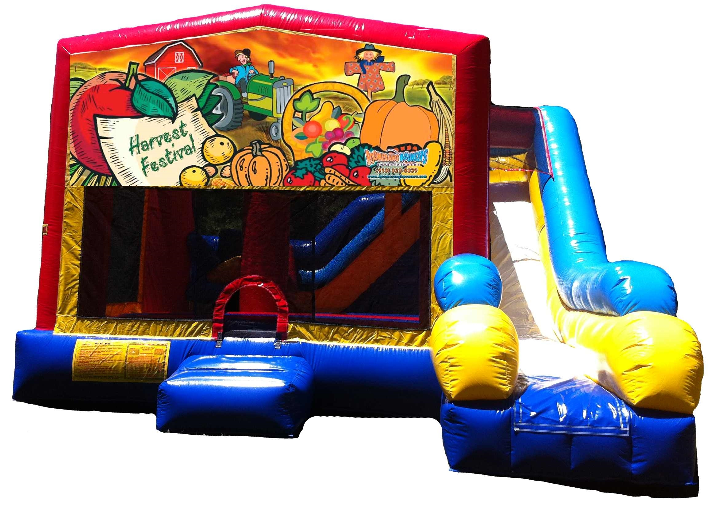 Fall Festival 5-in-1 C7 Combo Bouncer