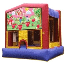 Strawberry Shortcake Bouncer