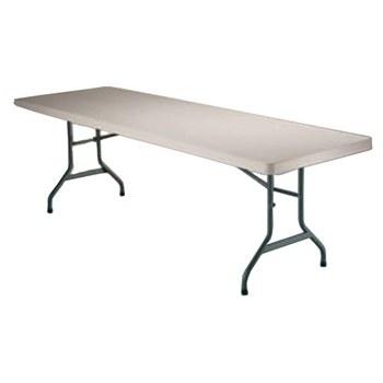 6 ft rectangular  banquet tables
