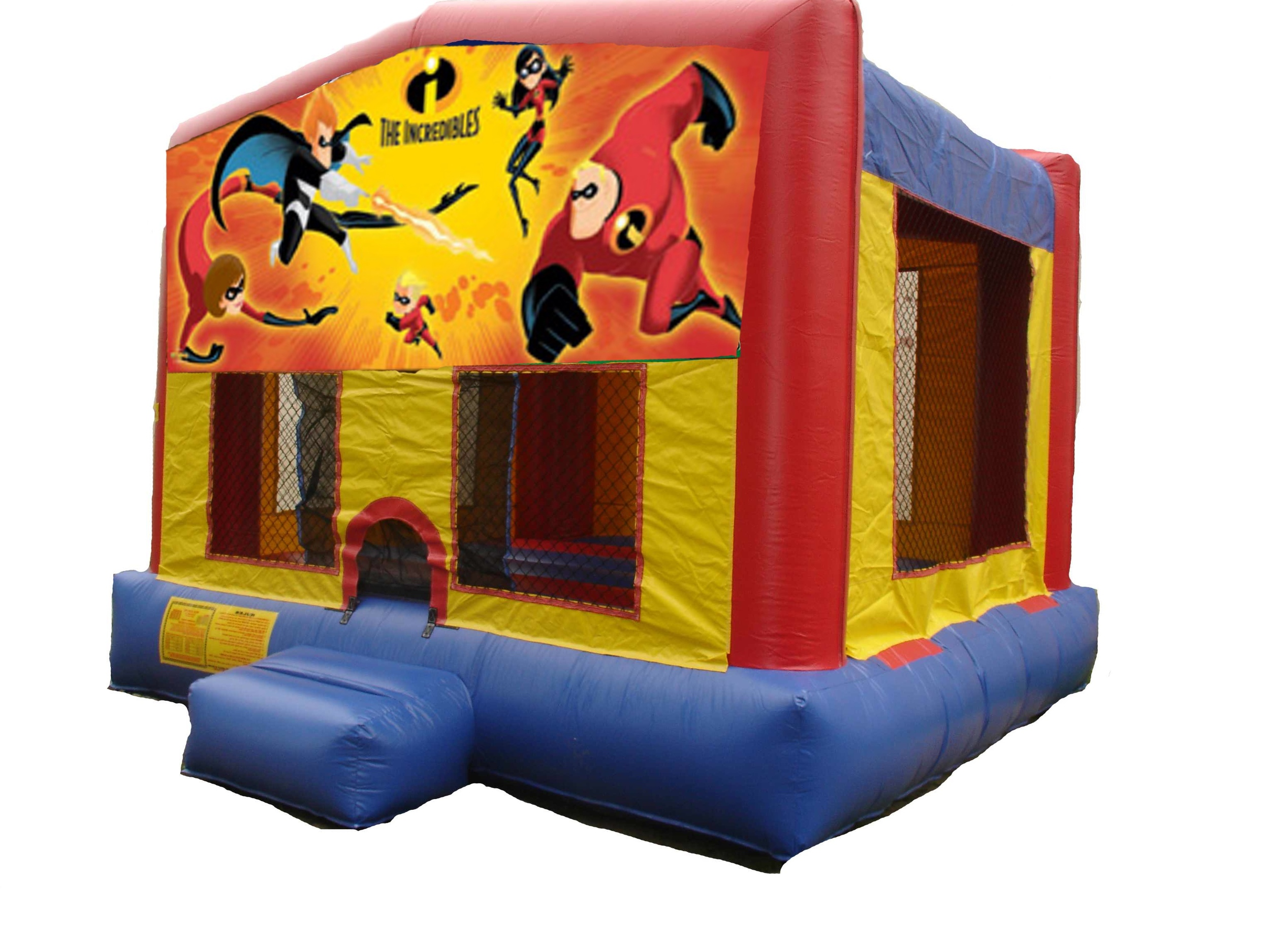 Incredibles Bouncer