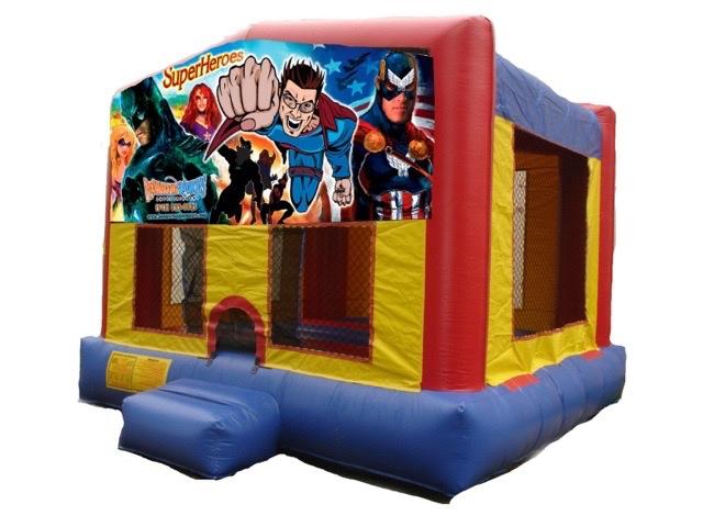 Heros Bouncer