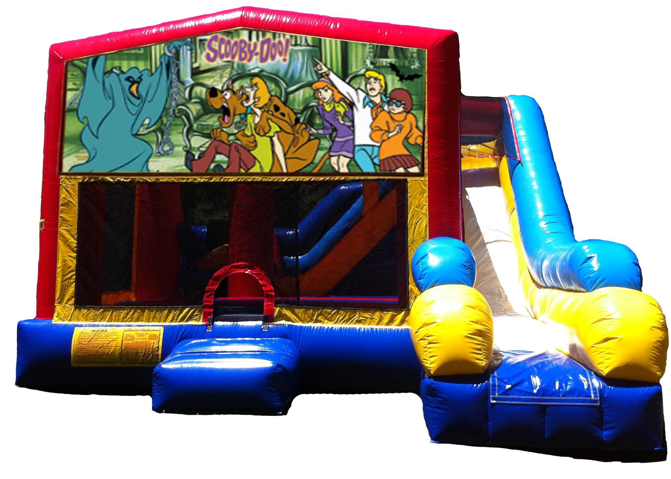 Scooby-Doo 5-in-1 C7 Combo Bouncer