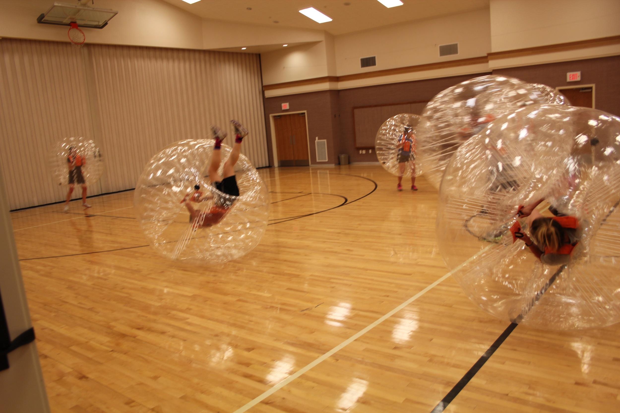 Boomerang Bubble Soccer Balls