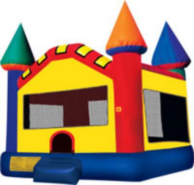 Castle Large  Bouncer
