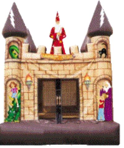 Wizard Castle Large Bouncer