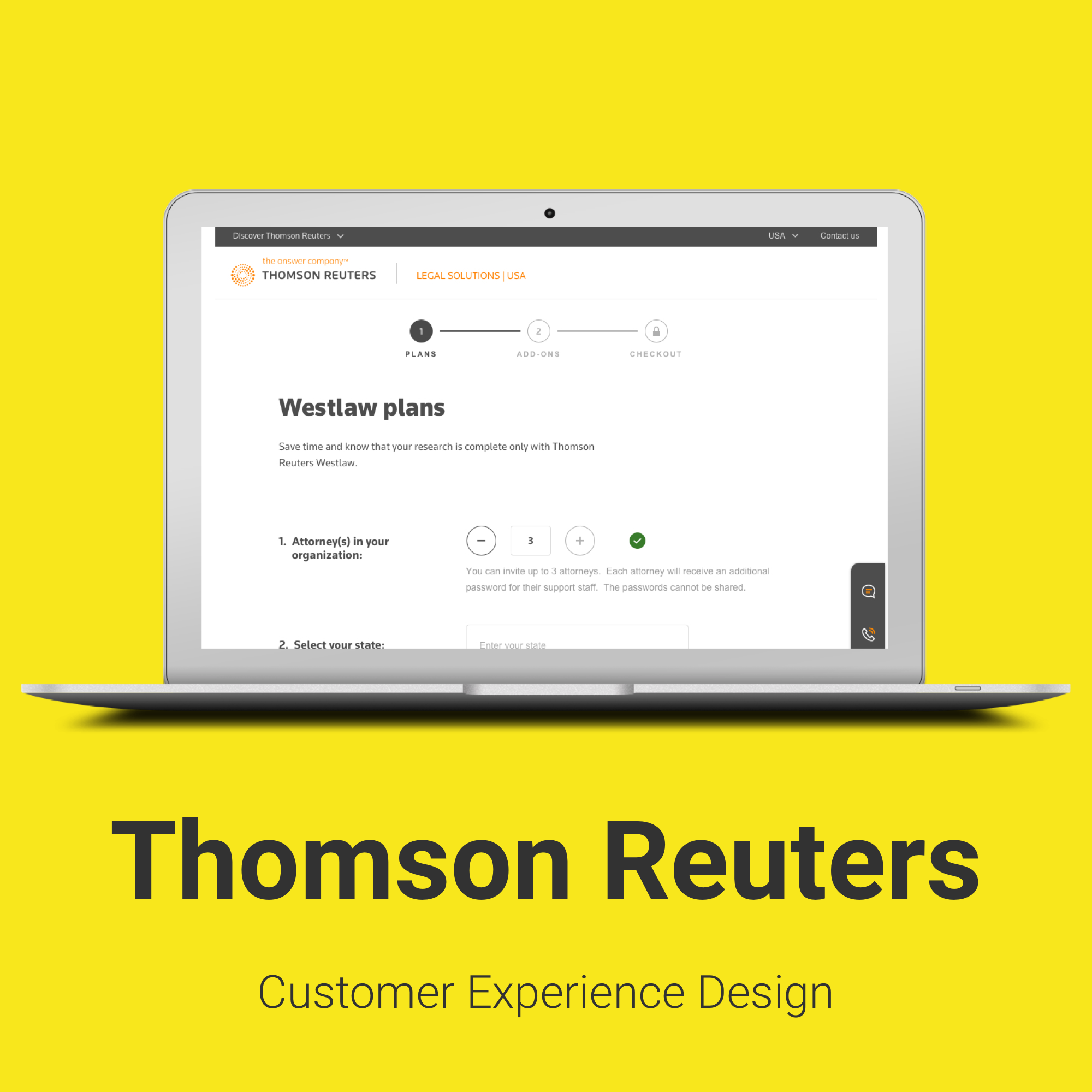 Thomson reuters customer experience design - button.png