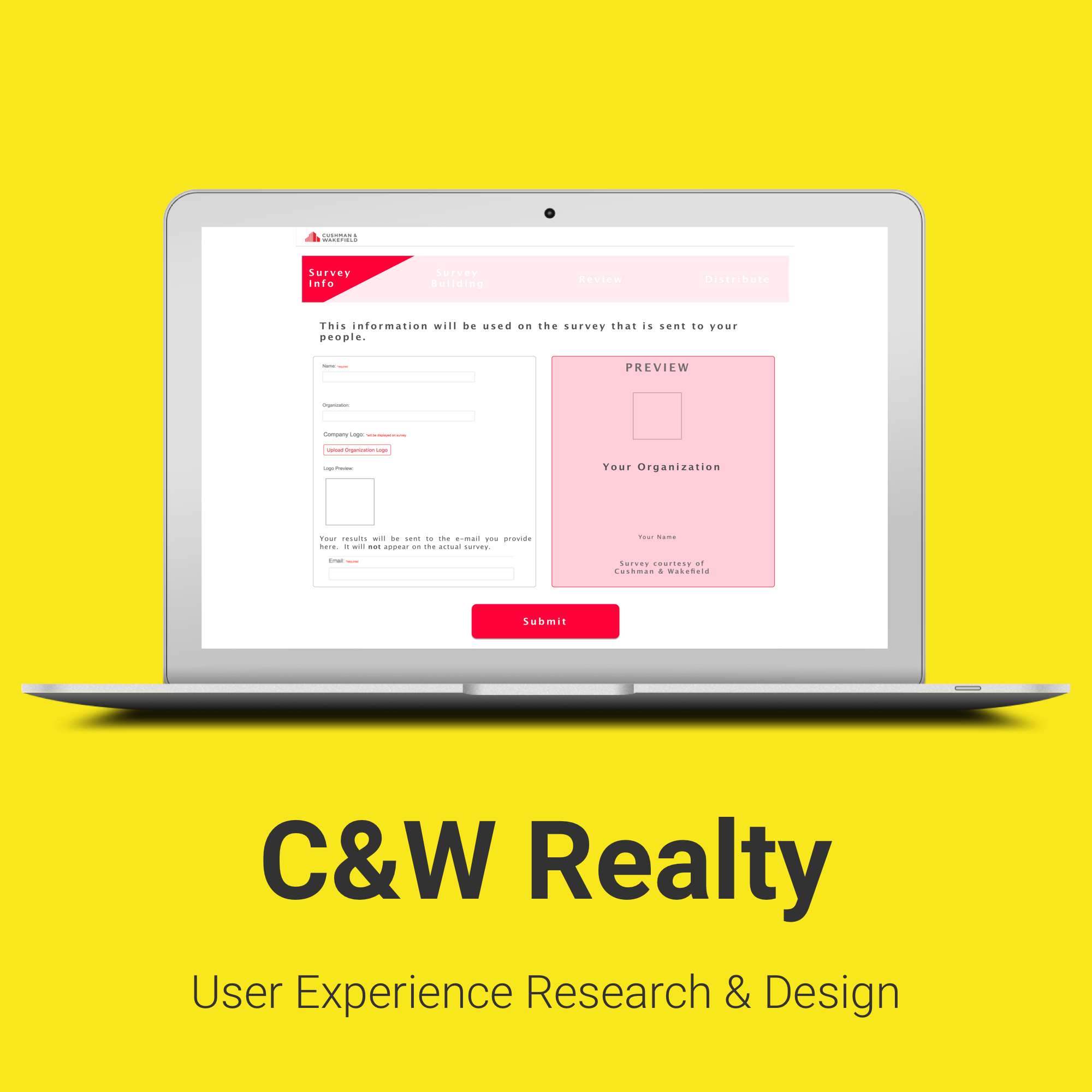 Cushman and wakefield realty user experience research and design button.png