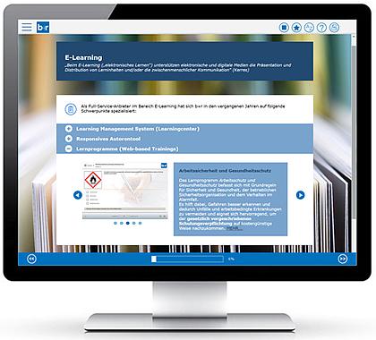 Darstellung auf dem Desktop