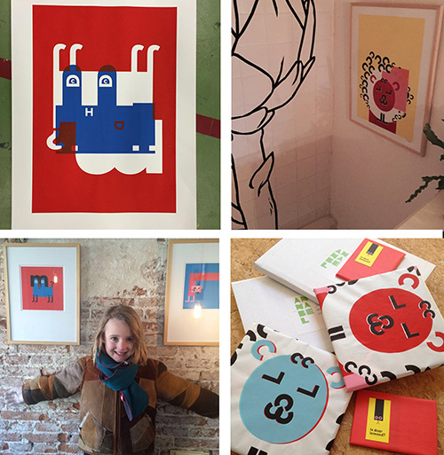 TO SEE OR BUY THE SCREENPRINTED LETTER FRIENDS you can visit VINNIES AT VINNIES DELI - AMSTERDAM (CENTER) Good food nurtures and reminds you of home. Simple, pure and healthy. VINNIES is your living room-away-from-home. A place to enjoy good food and good company.