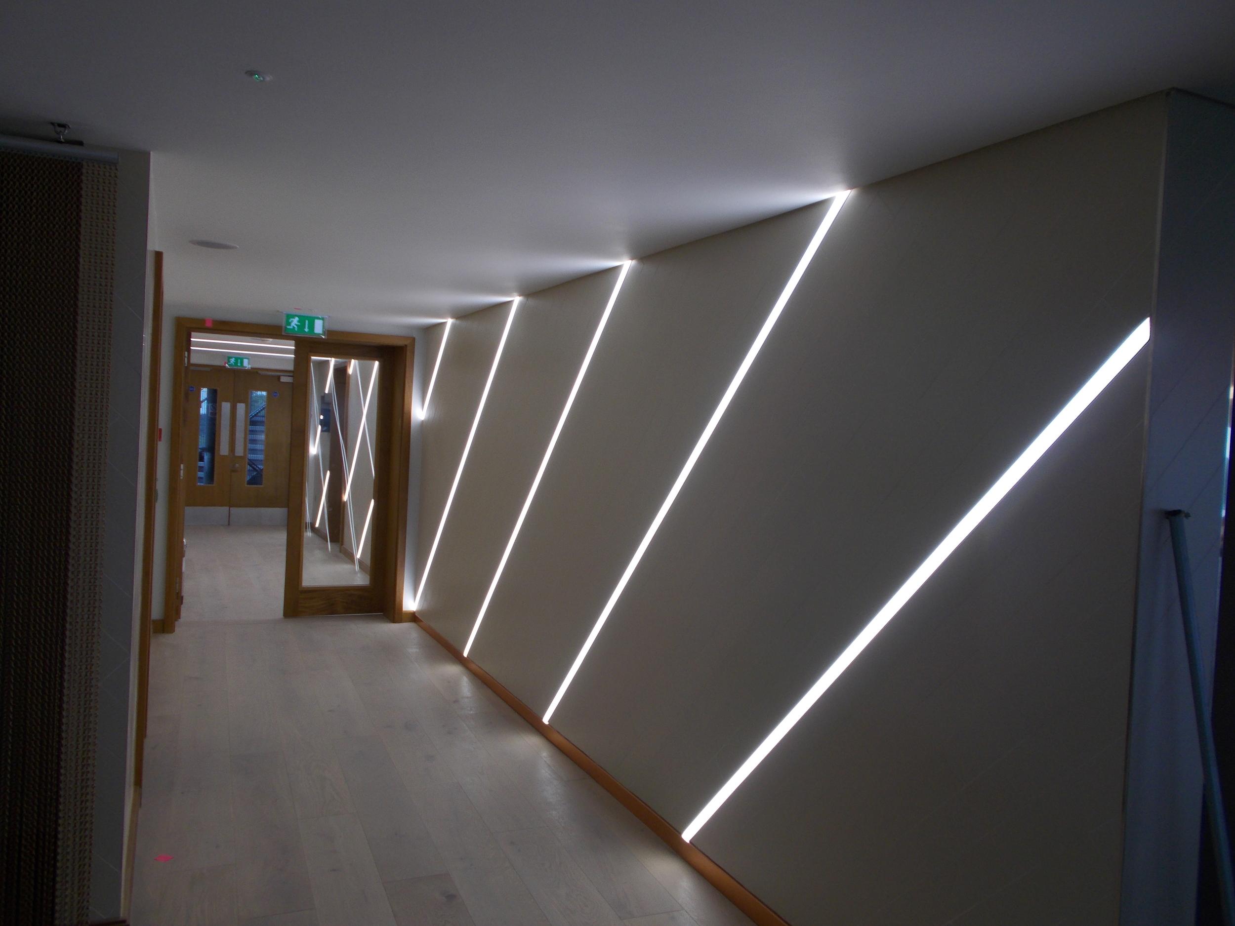 LED Lighting Edward Ray