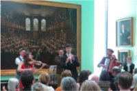 Isaac Rosenberg Commemoration at the National Portrait Gallery