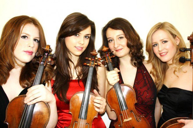 Jubilee Quartet  string quartet