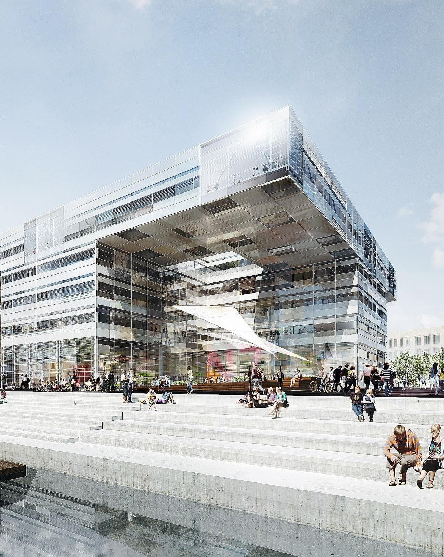 Navitas Park   62.000 m2   2011-2014    Totalentreprenør: A. Enggaard A/S