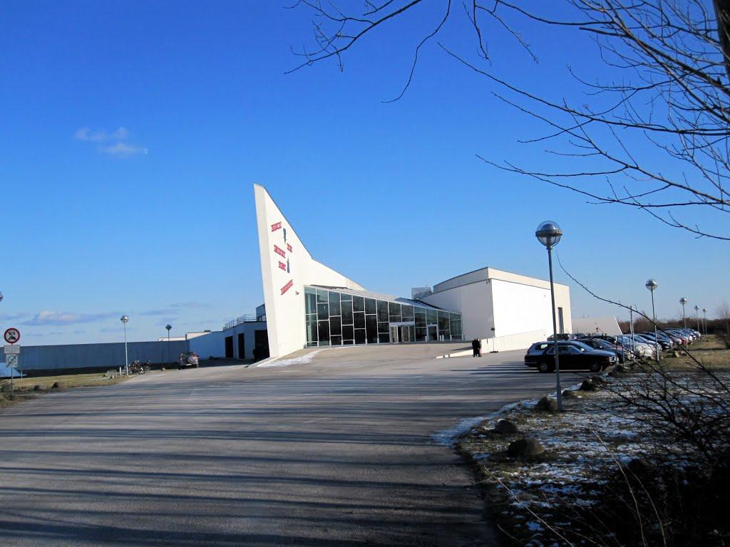 Arken   1.100 m2   2008-2009    Ingeniør: Moe & Brødsgaard A/S