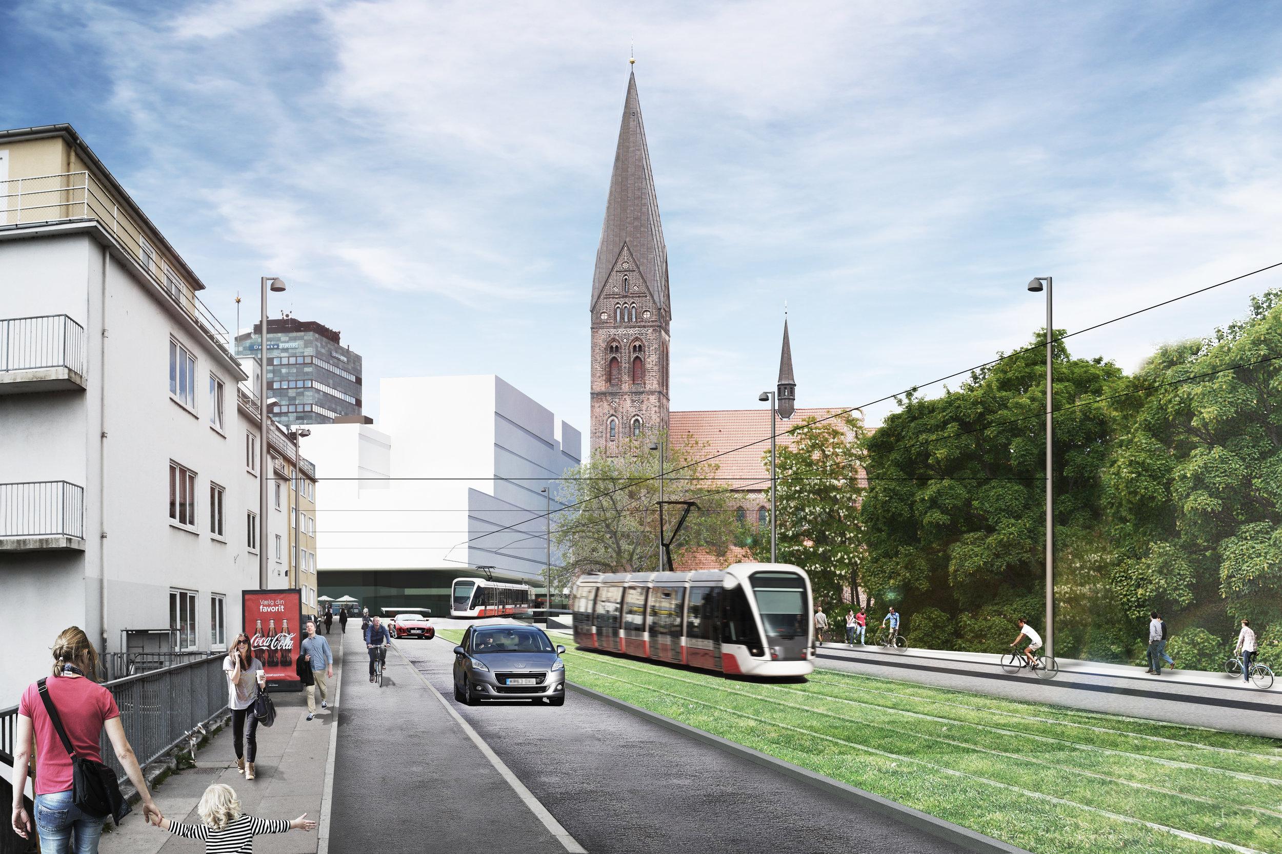 Odense Letbane   26 stationer   2014-2020   3 mia. kr.    Rådgivere: COWI / NIRAS