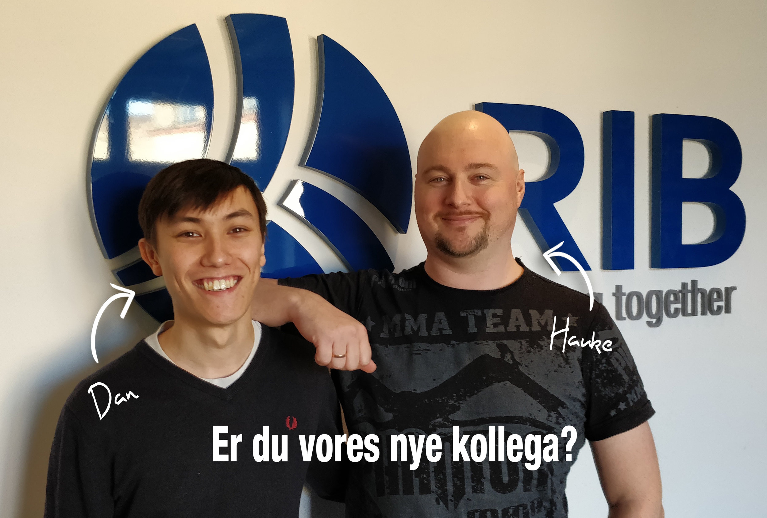 Dan & Hauke