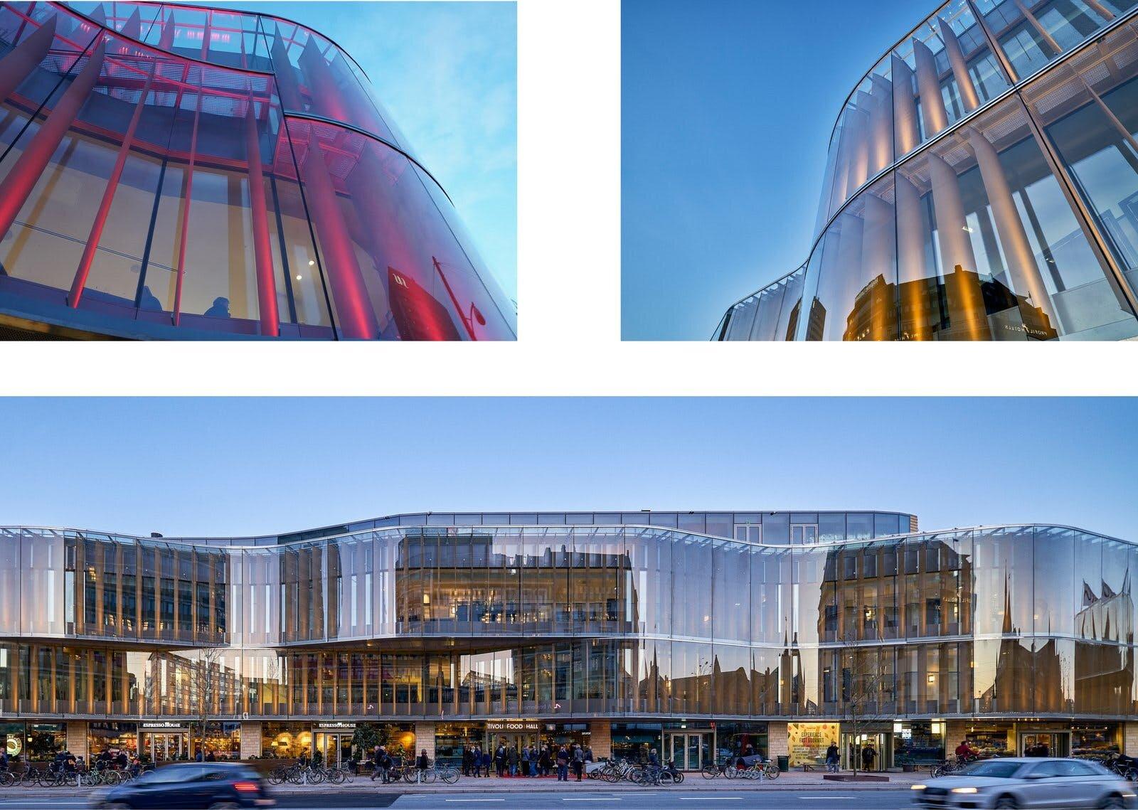 Billeder fra  Pei Cobb Freed & Partners Architects