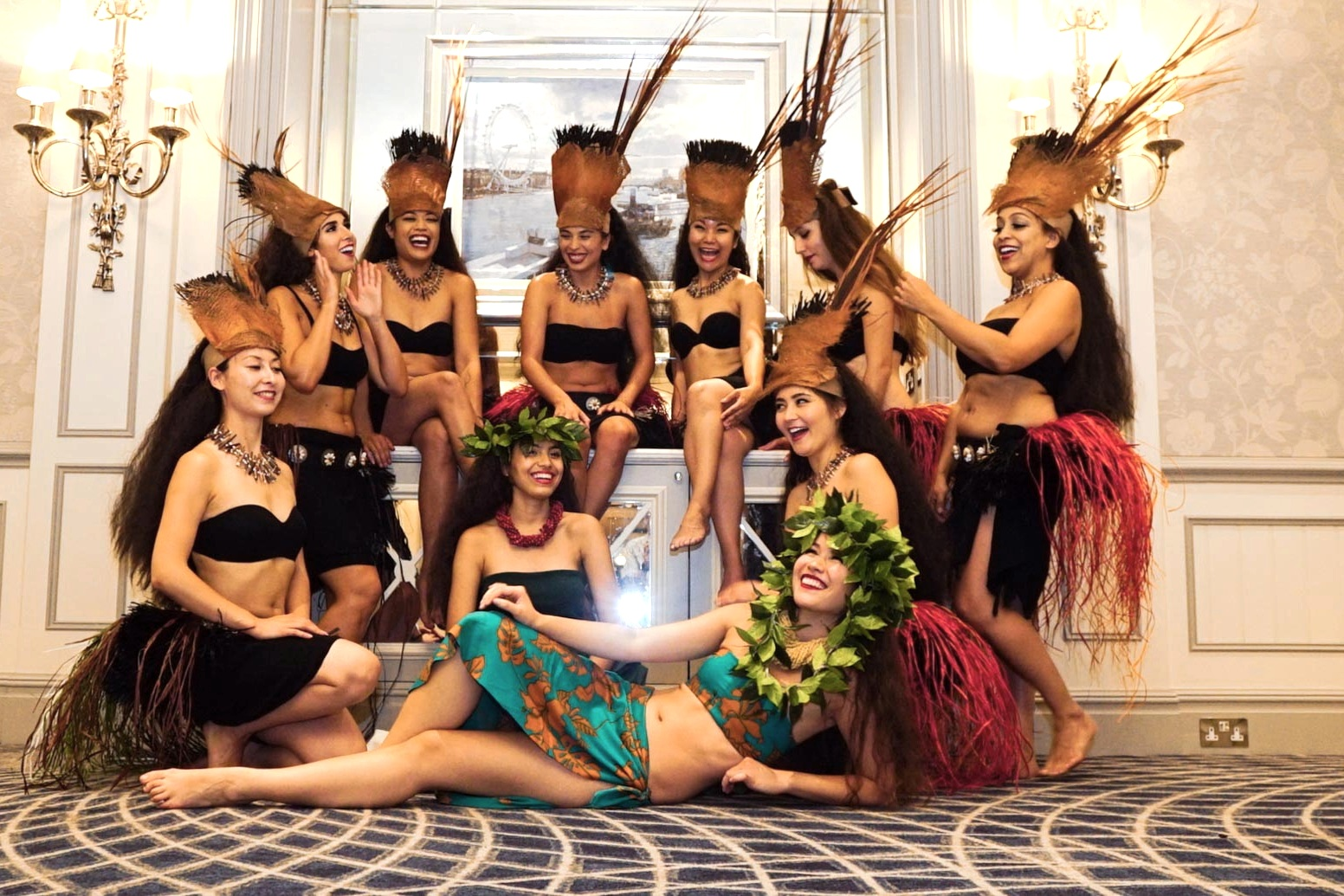 LSHO DANCERS - Our award winning dancers have represented the UK in several international dance competitions and shows, including in Tahiti. They are a group of strong, committed dancers who always bring a high standard of authentic Polynesian dance experiences. Their relationships extend beyond the studio and they are more than just a dance group- they are 'ohana. All are welcome to be a part of our community.