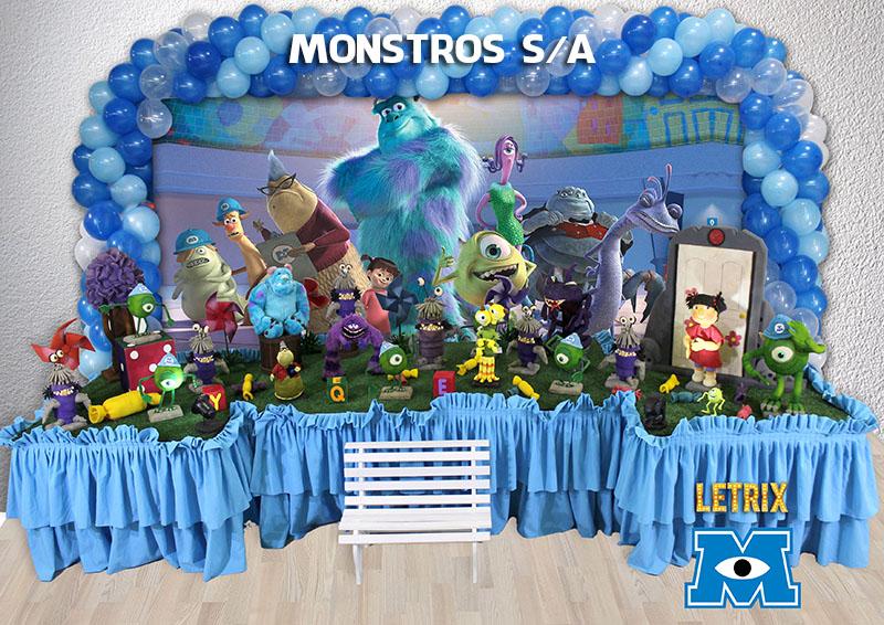 MONSTROS S/A
