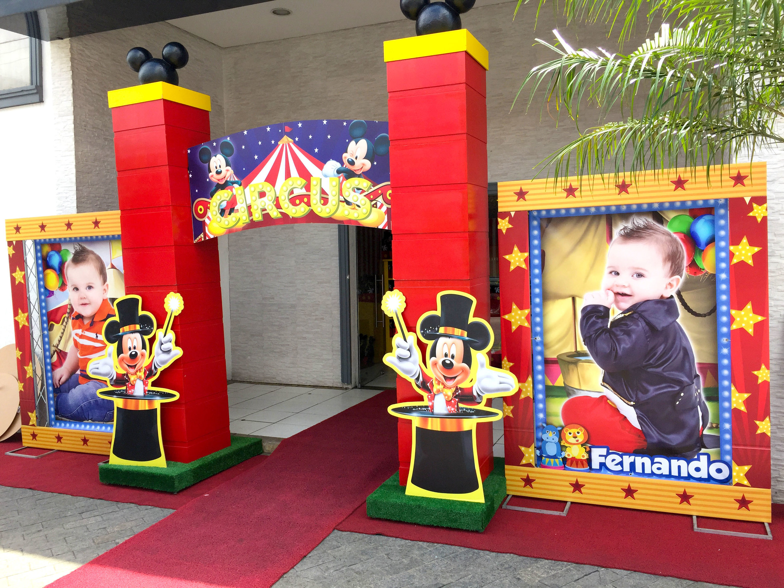 Mickey Circus