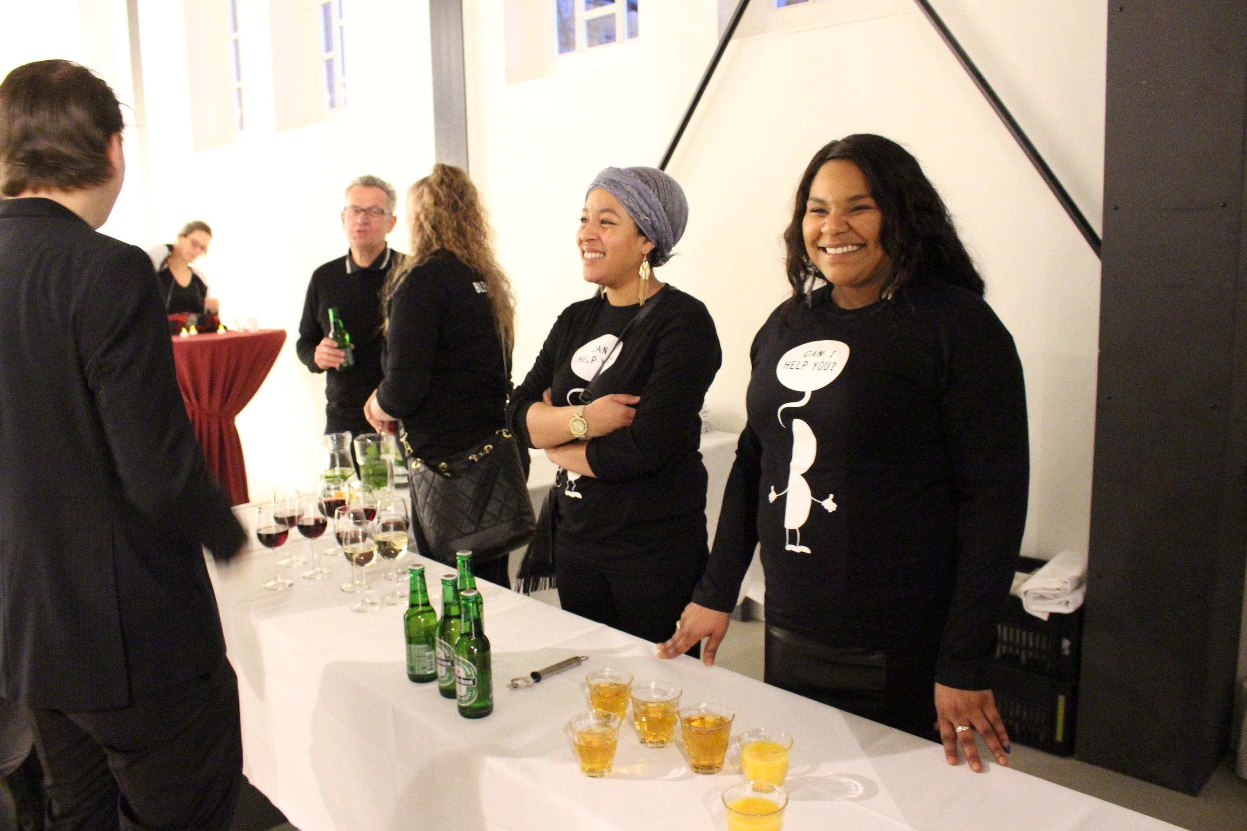 Blend CBK 2016 host en hostesses facility gastvrijheid Bonny Vrielink  18.JPG