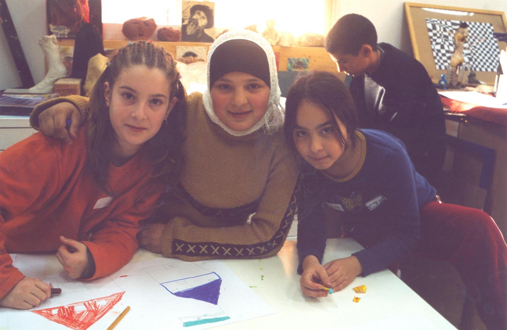 School work shop. 2005