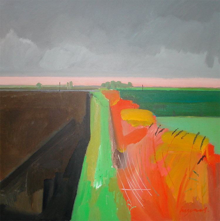 Ten Mile Bank, The Fens 2011