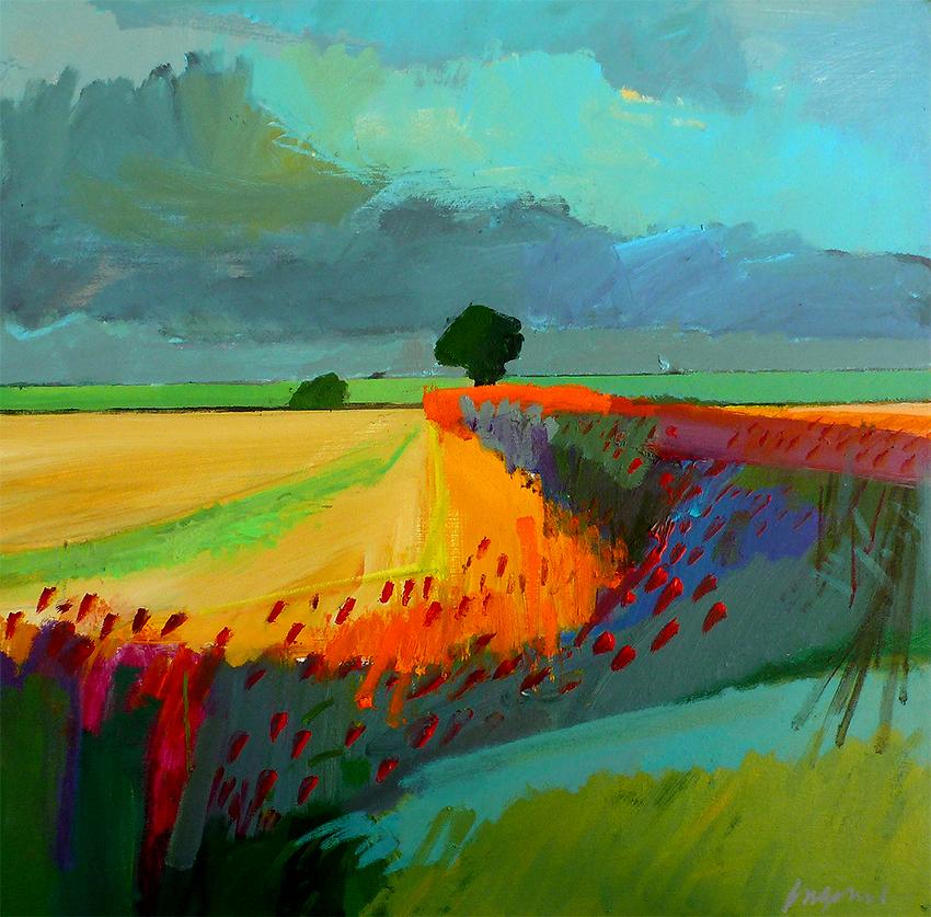 Harvest, Hale Fen, Cambridgeshire Fens.