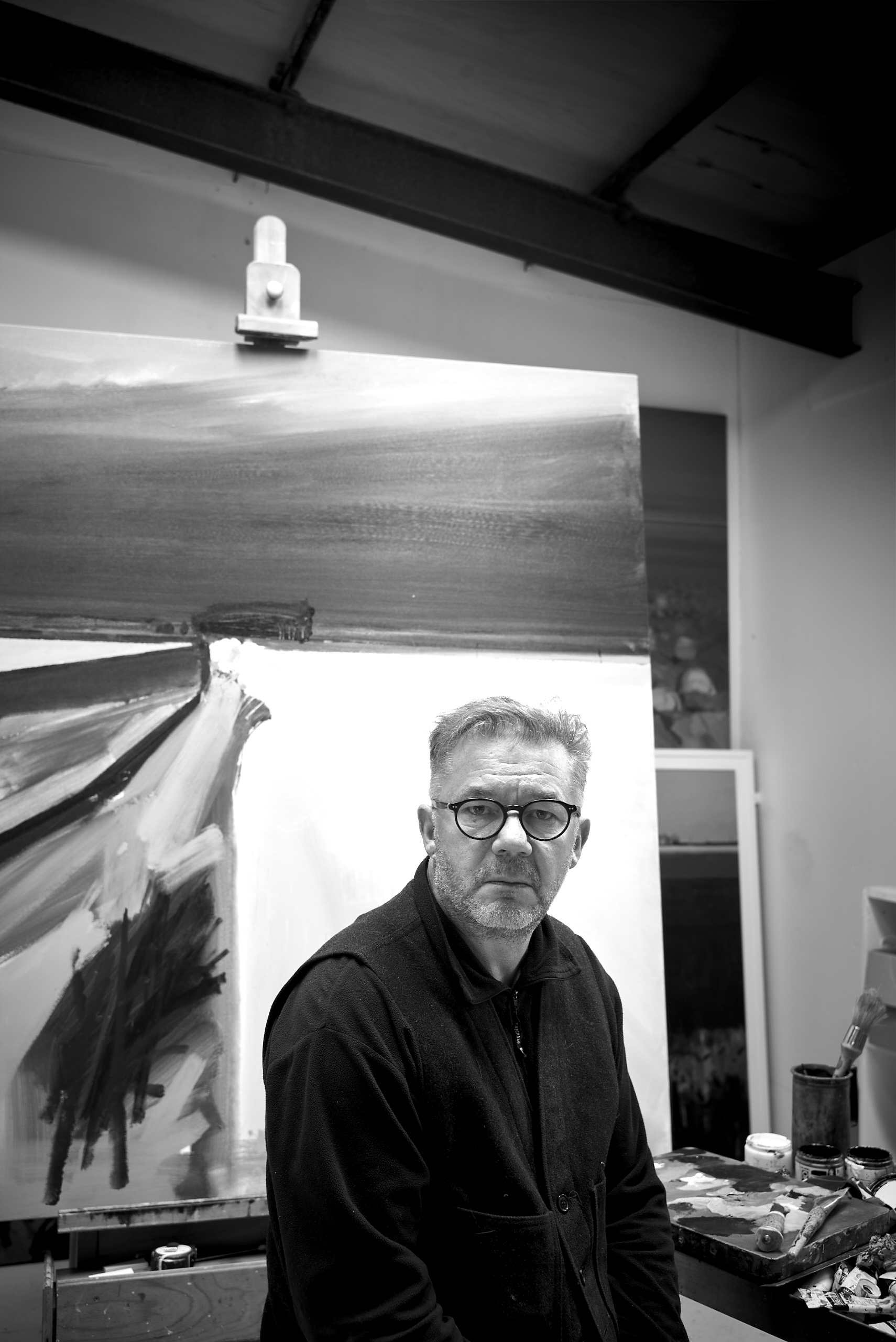 Portrait by Julian Anderson