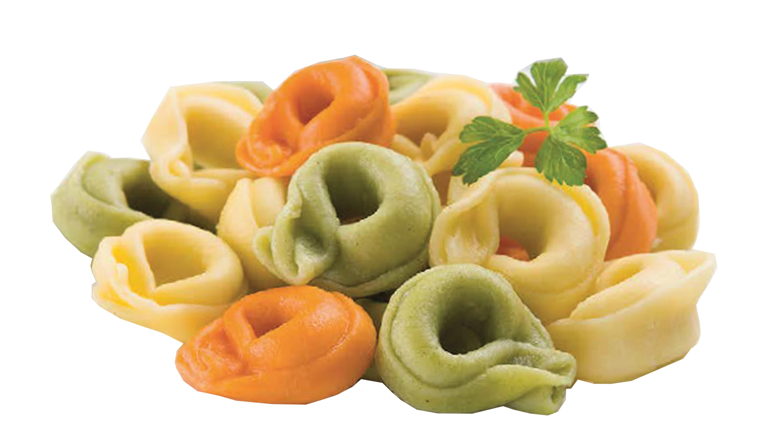 Tri-Color Cheese Tortellini -