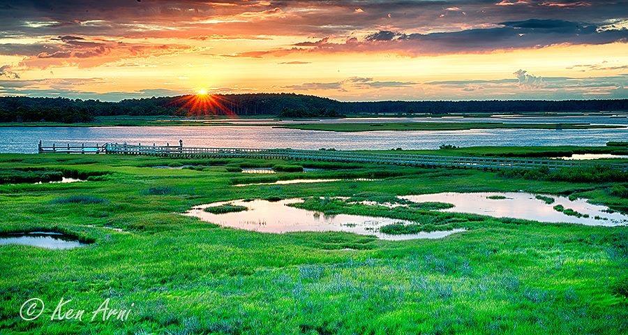 sunset, marshes.JPG