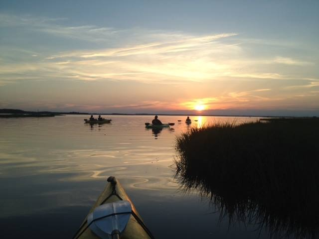 Paddleboarders, kayakers, sailors, and other recreational users want to continue to roam free in the wetlands and the calm waters of Little Assawoman Bay.