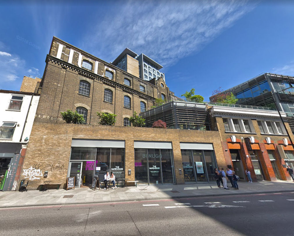 33-35 Commercial Road, London
