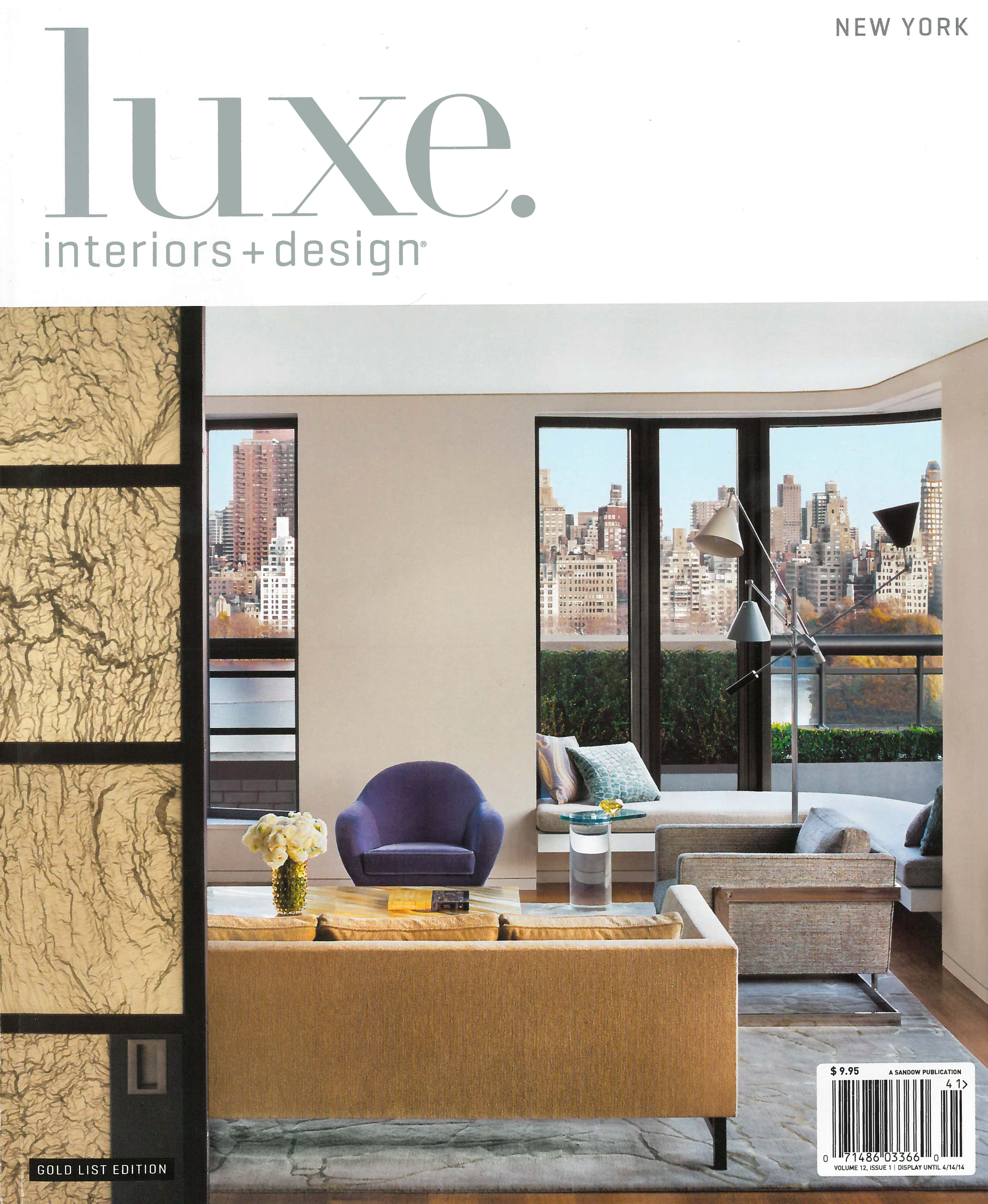 Luxe Magazine - Winter 2013
