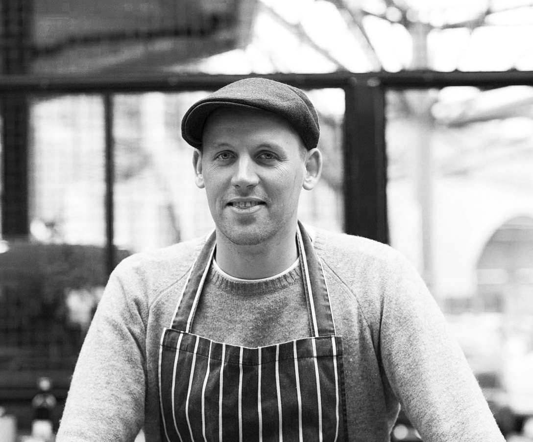 The Founder - Hugo Jeffreys has had extensive career in the food and catering industry. After beginning professional life as a sound engineer in Soho, at age 25 he decided to retrain as a cook. From a brief foray into recipe development at Charlie Bigham's, he went on to a Chef de Partie role in several restaurants in London including The Town Hall hotel under Nuno Mendes before turning his attention to baking. Hugo Spent over 18 months working at the local bakery E5 Bakehouse before launching his own business, Black Hand Food Ltd. In and around these various role he also stagiered at various restaurants and catering establishments and has also acted on a consultancy basis for some other food manufaturing businesses.