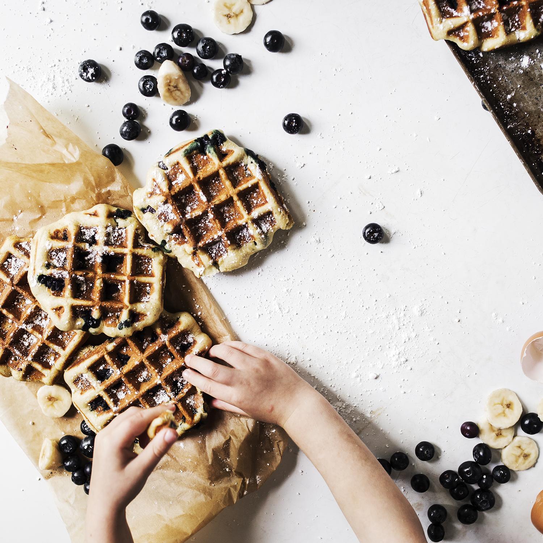 waffles gluten free