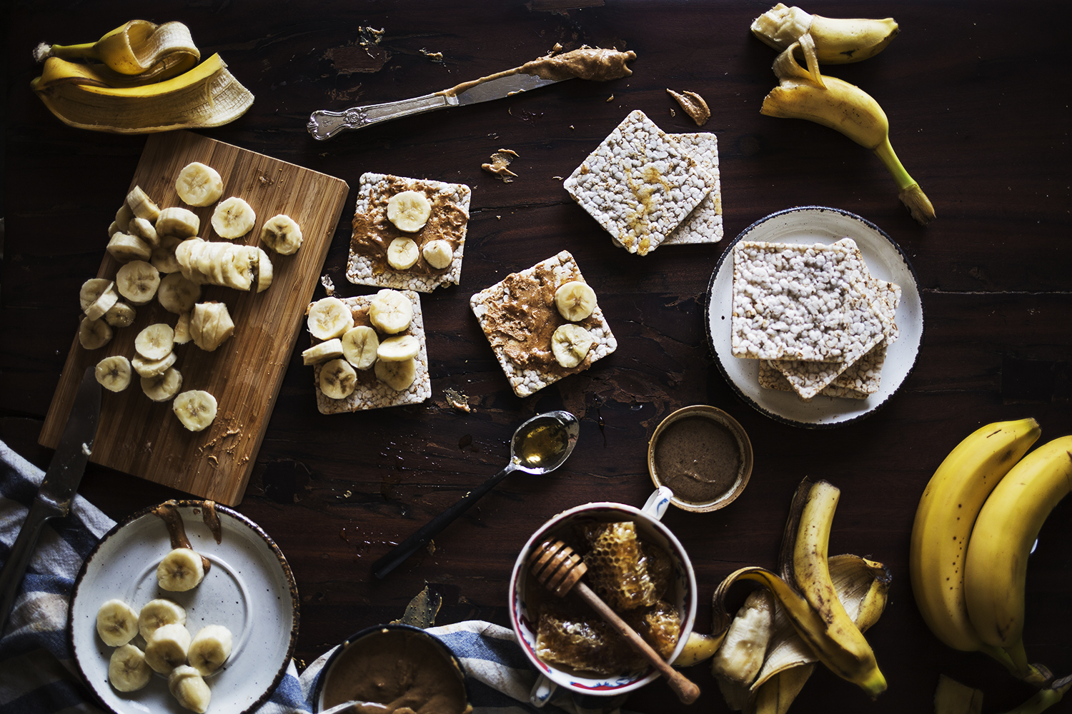 peanut butter banana recipes